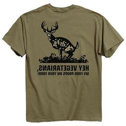 new food poops funny hunting t shirt