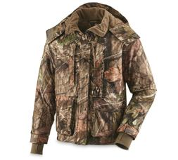 NEW! FREE SHIPPING! Guide Gear Men's Guide Dry Hunt Parka, W