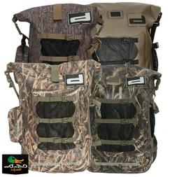 NEW BANDED GEAR ARC WELDED BACK PACK - DUCK HUNTING CAMO STO
