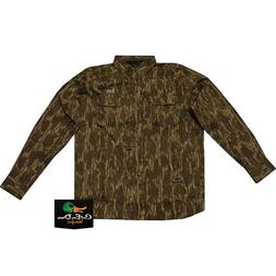 79d282004d38e NEW BANDED GEAR FEATHERLITE BUTTON UP TURKEY HUNTING SHIRT B
