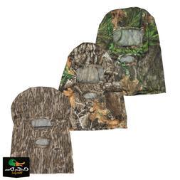 new gear full face mask camo hood