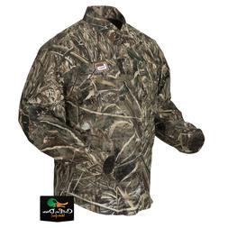 NEW BANDED GEAR MID WEIGHT HUNTING SHIRT REALTREE MAX-5 CAMO