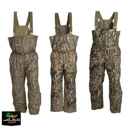 NEW BANDED GEAR SQUAW CREEK INSULATED CAMO HUNTING BIBS