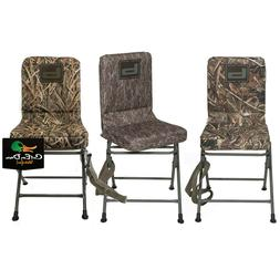 new gear swivel blind chair duck hunting