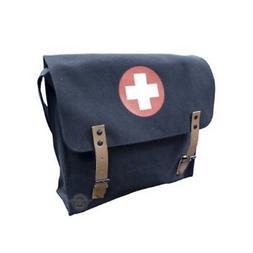 NEW! 5ive Star Gear German Style Medical Shoulder Bag, Black