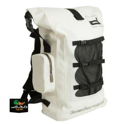 NEW BANDED TOUGH MUDDER BACKPACK WHITE SNOW GOOSE HUNTING GE