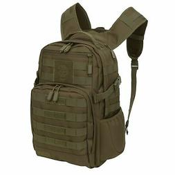 ninja tactical day pack olive drab green