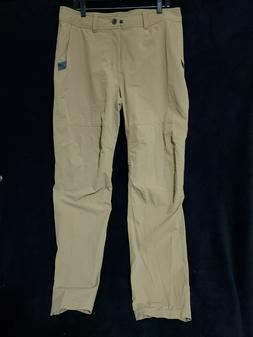 "NWOT SITKA GEAR ""Territory"" Men's KHAKI Hiking Hunting Pants"