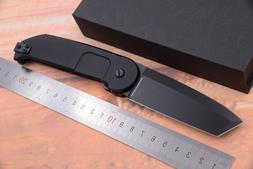 JUFULE OEM Extrema Ratio BF2RCT Flipper folding N690 blade A