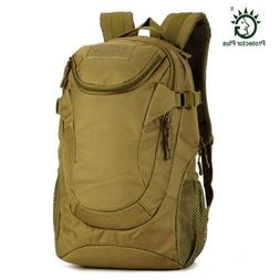 Outdoor <font><b>Waterproof</b></font> casual Military Backp