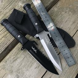 OUTDOOR High Quality Army Fixed Blade <font><b>Hunting</b></