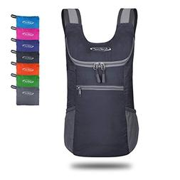G4Free Small Packable Shoulder Backpack Lightweight Hiking D