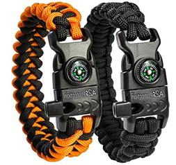 paracord bracelet k2 peak survival