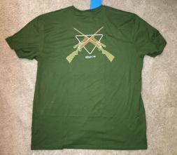 Columbia Performance Hunting Gear PHG Graphic T Shirt Green