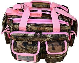 Explorer Pink Padded Gun Pistol Bag Mossy Oak Realtree Like