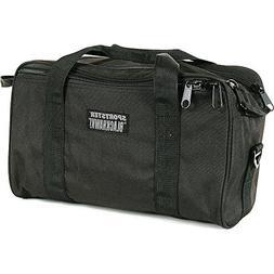 BlackHawk Pistol Range Bag SPORTSTER Bag Black Nylon 74RB02B