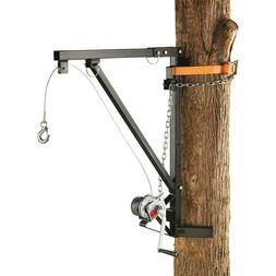 Guide Gear Portable Game Hanger Hoist Tree Mounted 600 Lb Li
