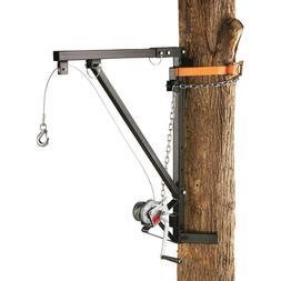 Guide Gear Portable Game Hanger Hoist Tree Mounted 600 lb Li