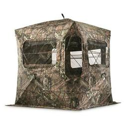 Portable Ground Hunting Blind for Tall Hunters Rifle Archery
