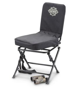 Guide Gear Portable Swivel Hunting Chair | Folding Blind Sto