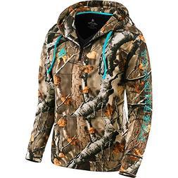 power quarter zip hoodie