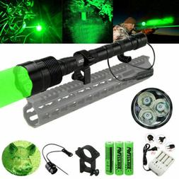 Vastfire Predator Varmint Light 3 LED Red Green LED Long Ran