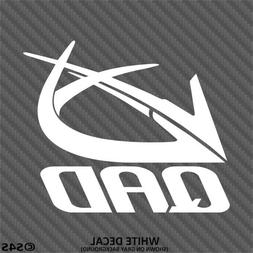 QAD Vinyl Decal Archery/ Hunting Equipment & Gear Sticker V1