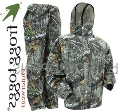 FROGG TOGGS RAIN GEAR-AS1310-58 ALL SPORT REALTREE EDGE CAMO