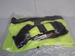 rain jacket hi visibility yellow xx small