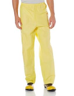 O2 Rainwear Original Rain Pants, Yellow, Large