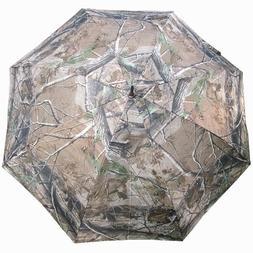 """Realtree Camouflage Compact Auto Open 44"""" Umbrella"""