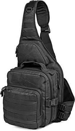 Red Rock Outdoor Gear RED80139BLK-BRK Recon Sling Bag black
