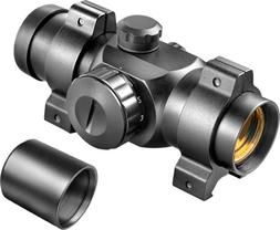 red dot riflescope