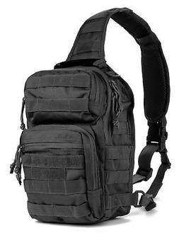 Red Rock Outdoor Gear RED80129BLK-BRK Rover Sling Pack black