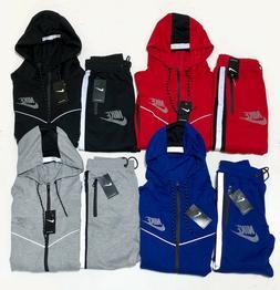 Nike Tech Reflective Sweatsuit Hoodie & Joggers Reflect Gear