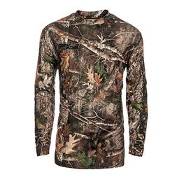 Insect Repelling Camouflage Hunting Shirt by Insect Xtreme |
