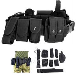 Rig Gear Nylon Police Officer Security Guard Law Enforcement
