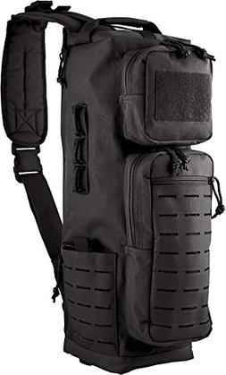 Red Rock Outdoor Gear Riot Sling Pack Black