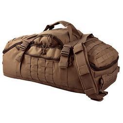 Red Rock Gear RR80260DE Traveler Duffle Bag Dark Earth