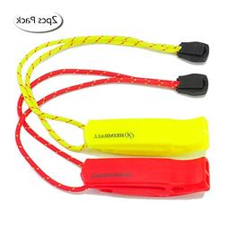 HEIMDALL Safety Whistle with Lanyard  for Boating Camping Hi
