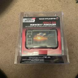 "Stealth Cam SD Card Reader and Viewer with 4.3"" LCD Screen"