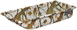 Shappell Winter Camo Jet Sled XL Ice Fishing Gear Hauler Ext