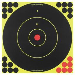 """Birchwood Casey Shoot-N-C Bull's-Eye 12"""" Targets 12-Pk."""