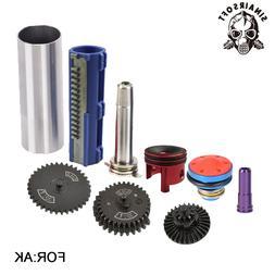 SHS 32:1 <font><b>Gear</b></font> Nozzle Cylinder Spring <fo