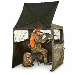 Guide Gear Silent Adrenaline Hunting Blind Big Game Deer Buc