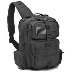 Tactical Sling Bag Pack Military Rover Shoulder Sling Backpa