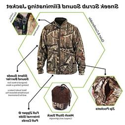SneekTec Sneek Suit Jacket - Sound Eliminating Camo Hunting