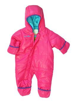 Arctix Infant Snow Bunting Suit, Fuchsia, 9/12 Months