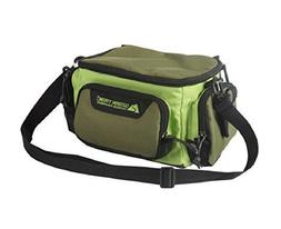 Ozark Trail Soft-Sided Tackle Bag with 3 Utility Boxes; Fish
