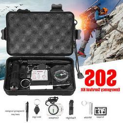 sos emergency survival equipment kit outdoor gear